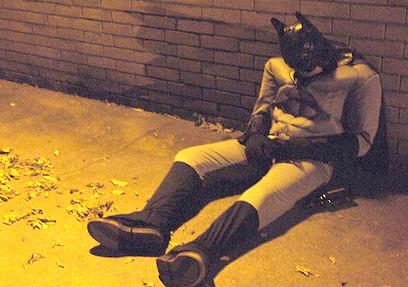 drunk batman