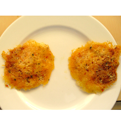 Low Carb Cheese Cracker Recipe!