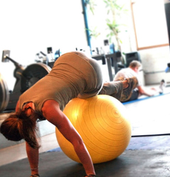 Stability Ball For The Abs?