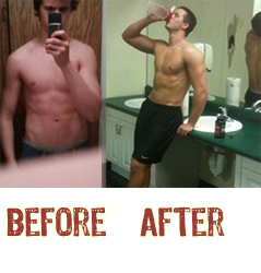 How Did This Guy Gain 70lbs & 3 Inches On His Arms? (pics)