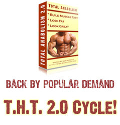 Back By Popular Demand! The THT 2.0 Training Cycle (part 1)