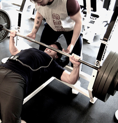 How To Improve Your Bench Press By 10% Now!