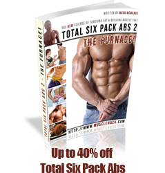 Total Six Pack Abs Discount (48 Hr Sale – Summer '13)