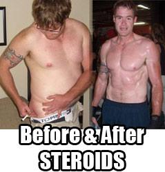 Craig-Davidson-Steroids