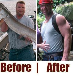 Josh Clymer Before & After