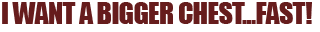 BIGGER-CHEST