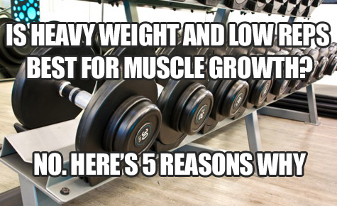 HIGH-WEIGHT-LOW-REPS