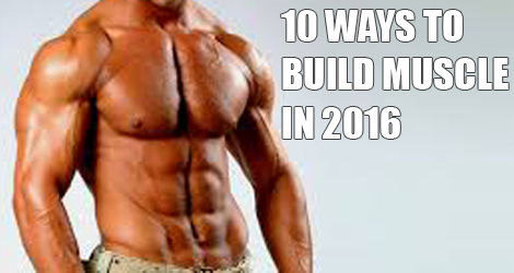 10 Reasons You Didn't Build Muscle In 2015…and what to do in 2016