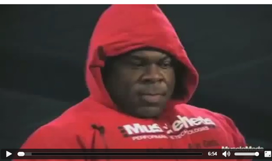 Kai Greene Schools Ego Lifters With The Truth