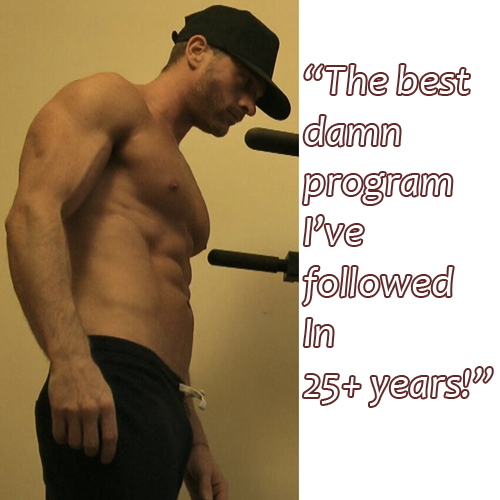 The Best Workout For Muscle Gains In 25 Years