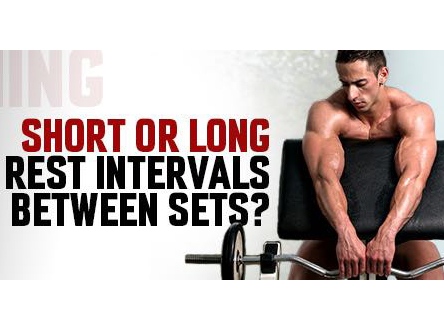 Best Rest Periods Between Sets For Muscle Growth