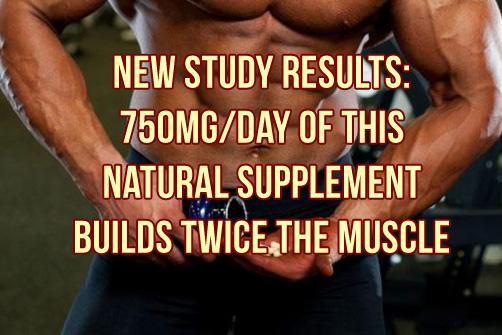 Phosphatidic Acid Builds Twice The Muscle