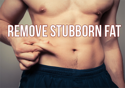 How To Remove Stubborn Areas Of Body Fat