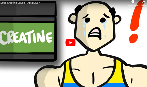 Does Creatine Make Your Hair Fall Out?