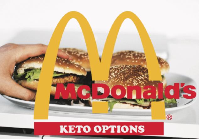 How To Eat Keto At McDonald's